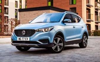 New Mg Cars at McMillan Motors