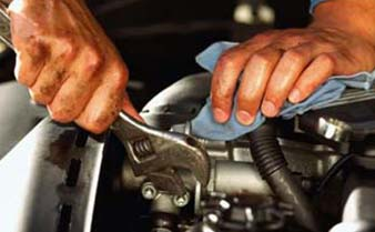Book a Service at McMillan Motors